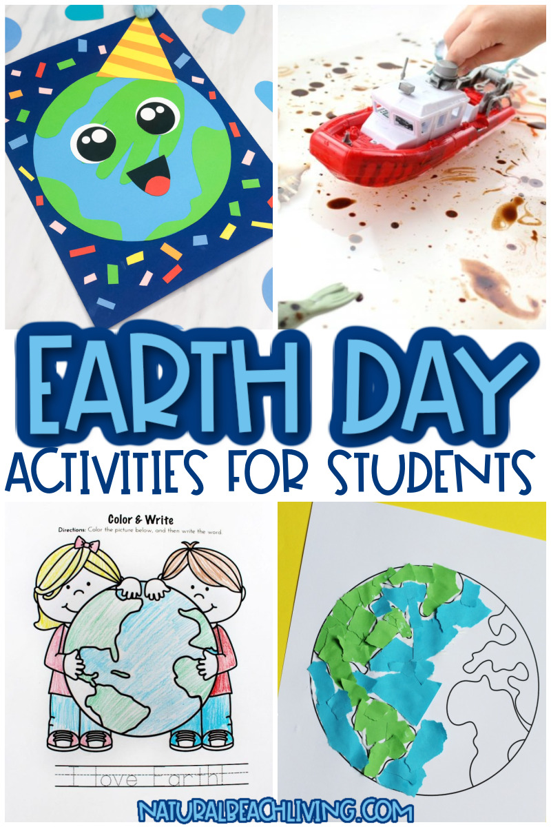 38+ Earth Day Activities for Students that Inspire Learning and Protecting the Earth