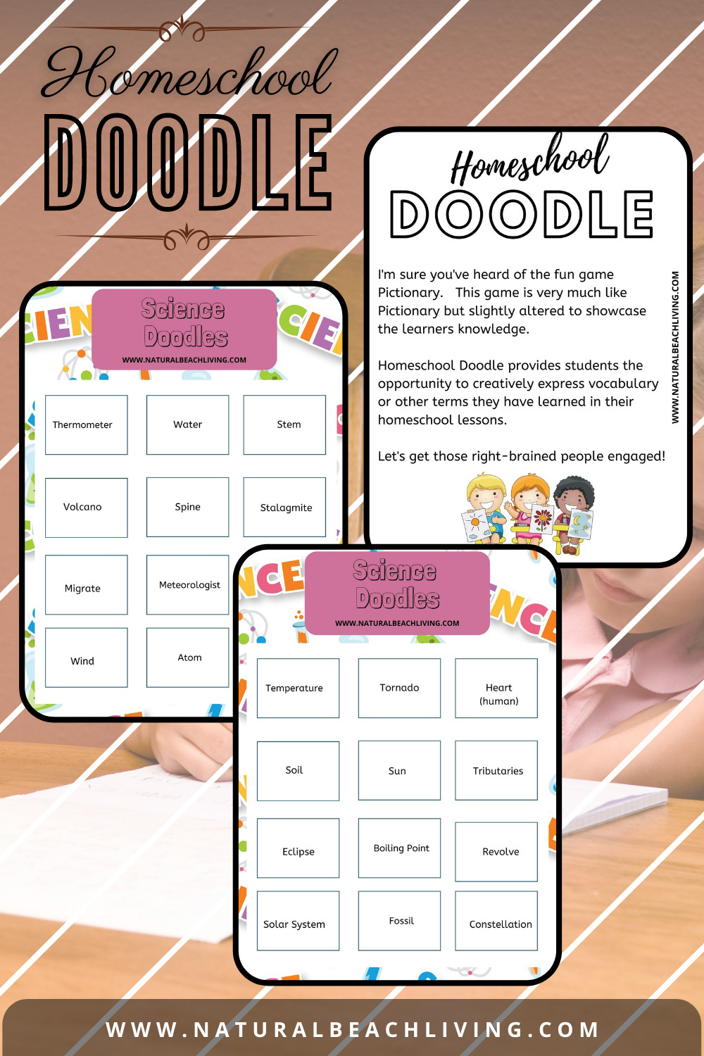 Add Science Drawing Challenges for Kids and art opportunities into your lessons or to Encourage children to draw in a fun way. These Drawing Challenge Ideas are also great for adults and teens. Drawing Themes, Drawing Prompts for Kids