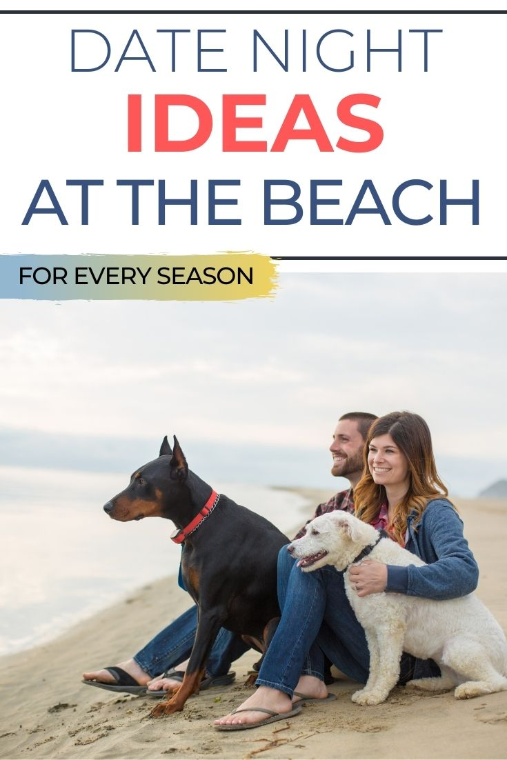 The natural beauty of the beach means there are all kinds of ways to have a Date Night on the Beach. Whether it's a first date or you're looking for Creative Date Ideas for married life, you'll find the Best Date Ideas here. Beach Date Night Ideas and Beach themed Date Night