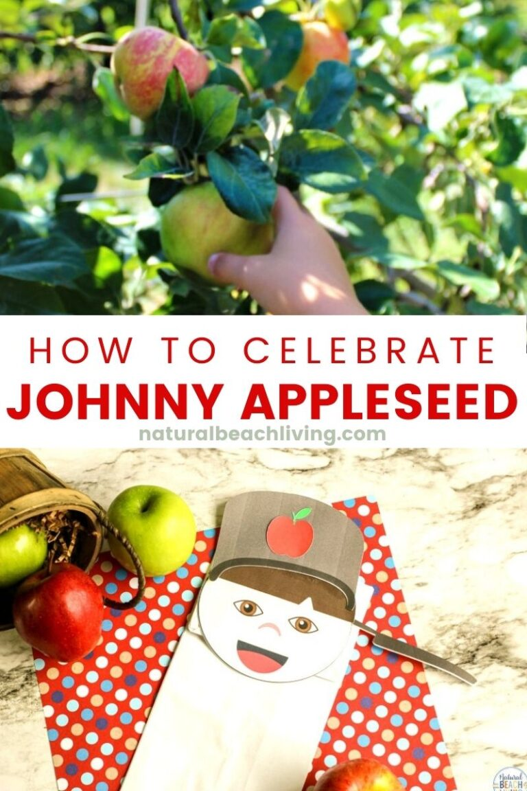 How to Celebrate Johnny Appleseed Day