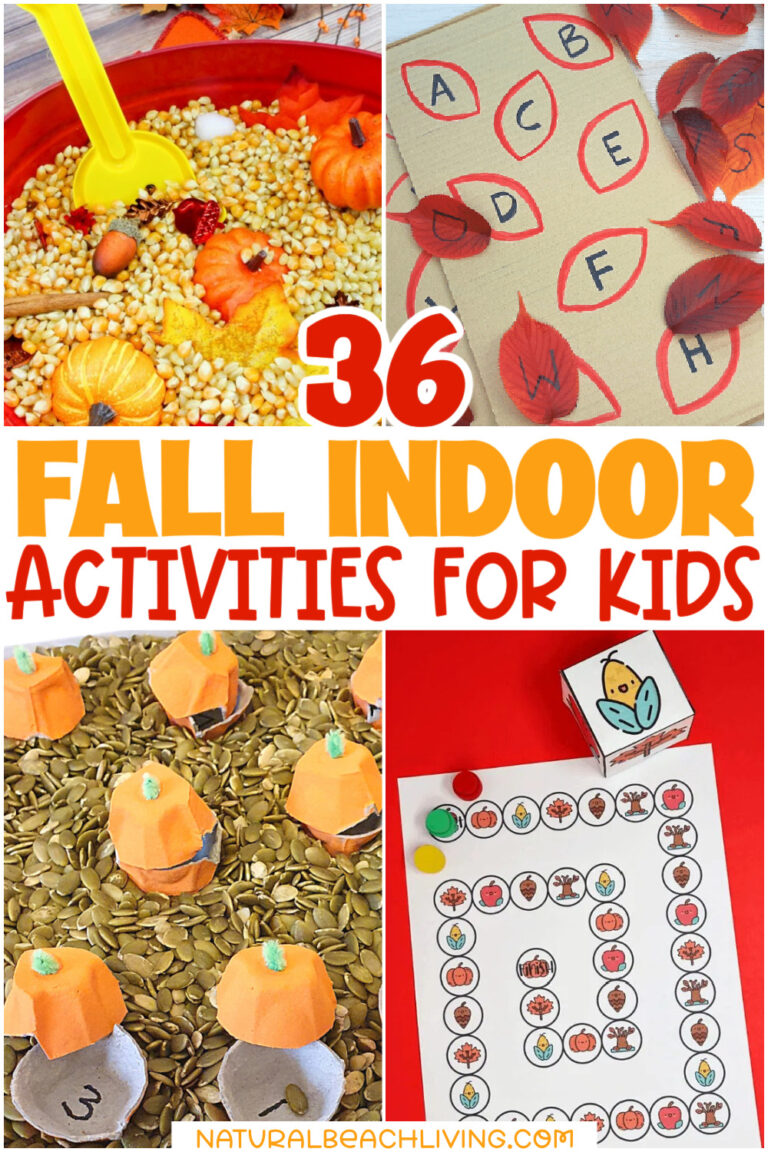 37 Best Fall Indoor Activities for the Whole Family